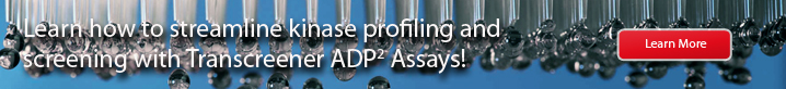 Learn how to streamline kinase profiling and screening with Transcreener ADP2 Assays!