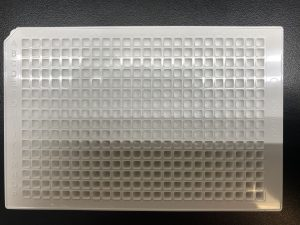 White Assay Plate