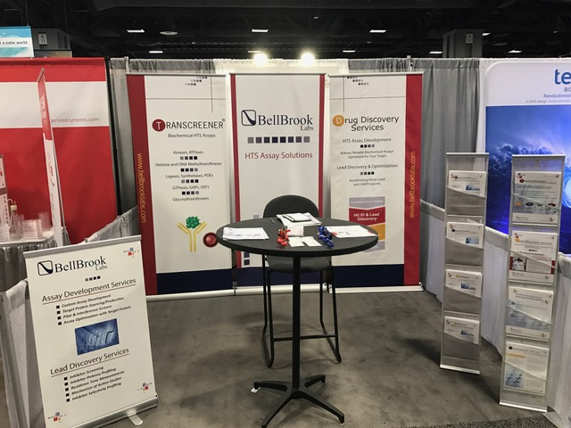SLAS Conference 2017 Booth