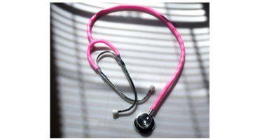 Pink Stethascope DOT1L Breast Cancer Target 420 X 280