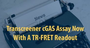 New cGAS TR-FRET Assay