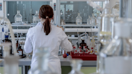 Performing a Kinase Assay Kit in a Lab